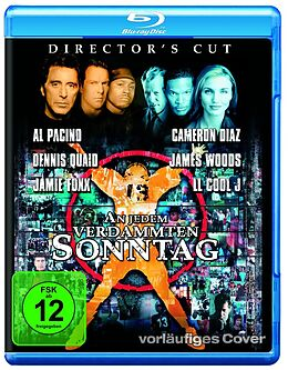 An Jedem Verdammten Sonntag Blu-ray
