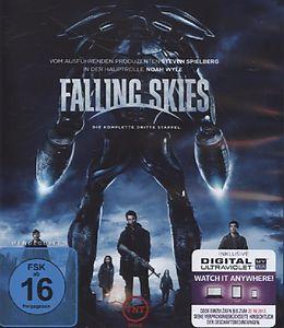 Falling Skies: Die Komplette 3. Staffel [Version allemande]