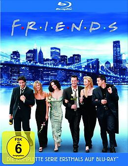 Friends: Die Komplette Serie Blu-ray
