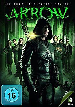 Arrow - Staffel 02 DVD