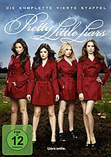 Pretty Little Liars Staffel 4 [Version allemande]