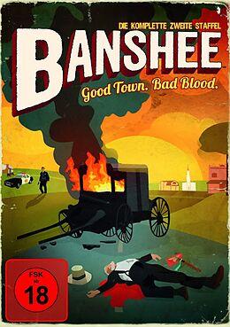 Banshee - Good Town. Bad Blood. - Staffel 02 DVD