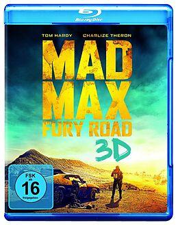Blu-ray 3D Mad Max: Fury Road