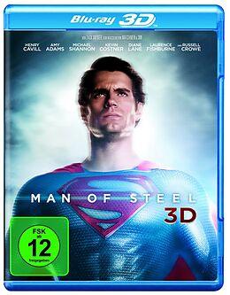 Blu-ray 3D Man of Steel