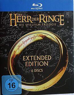 Der Herr Der Ringe: Extended Edition Trilogie - Blu-ray