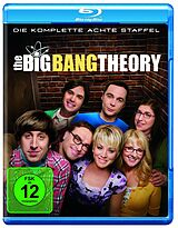 The Big Bang Theory: Die Komplette 8. Staffel [Versione tedesca]