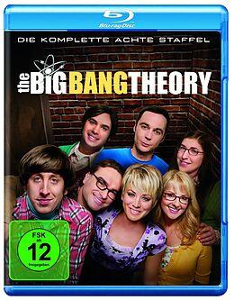 The Big Bang Theory: Die Komplette 8. Staffel Blu-ray