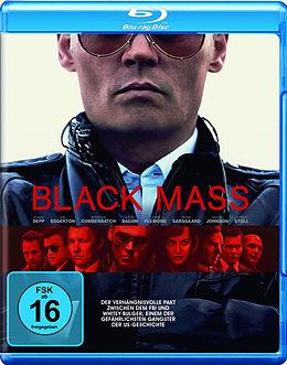 Black Mass: Der Pate Von Boston Blu-ray