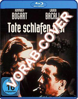 Tote Schlafen Fest Blu-ray