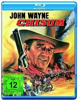 Chisum Blu-ray