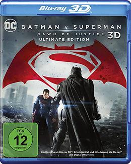 BLU-RAY 3D/2D Batman v Superman: Dawn of Justice