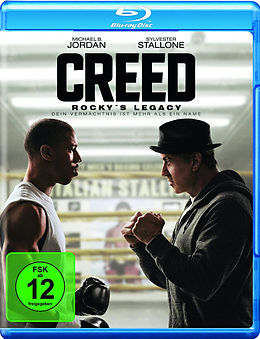 Creed - Rocky's Legacy Blu-ray