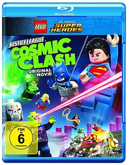 Lego Dc Comics Super Heroes: Justice League Cosmic Blu-ray