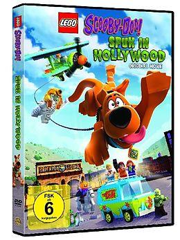 LEGO Scooby Doo! - Spuk in Hollywood [Version allemande]