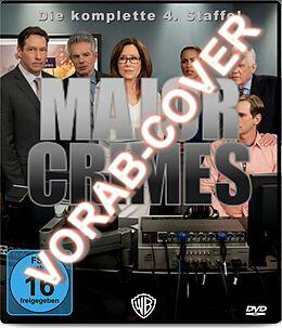 Major Crimes - Staffel 04 DVD