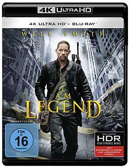 I Am Legend Blu-ray UHD 4K + Blu-ray