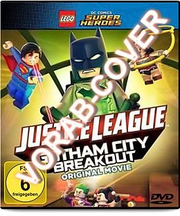 LEGO DC Super Heroes Justice League - Gefängnisausbruch aus Gotham
