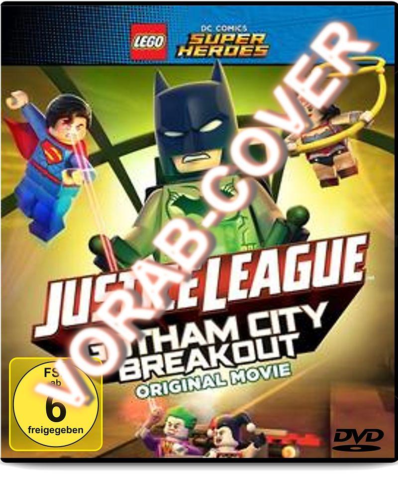 LEGO DC Super Heroes Justice League - Gefängnisausbruch aus Gotham [Versione tedesca]