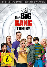The Big Bang Theory - Staffel 9 [Version allemande]