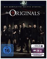 The Originals: Die Komplette 3. Staffel [Versione tedesca]