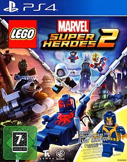 LEGO Marvel Super Heroes 2 Toy Edition [PS4] (D/F) comme un jeu PlayStation 4