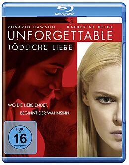 Unforgettable: Tödliche Liebe Blu-ray