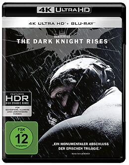 The Dark Knight Rises Blu-ray UHD 4K
