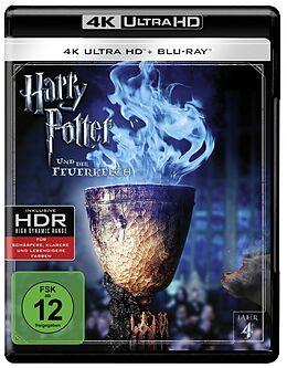 Harry Potter und der Feuerkelch - 2 Disc Bluray Blu-ray UHD 4K + Blu-ray