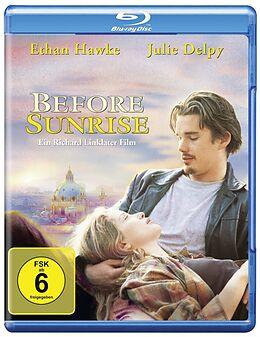 Before Sunrise Blu-ray