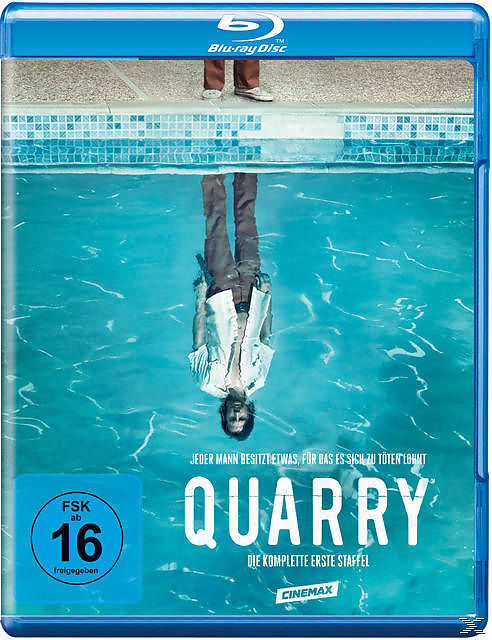 Quarry: Die Komplette 1. Staffel [Version allemande]
