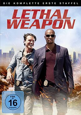 Lethal Weapon - Staffel 01 DVD