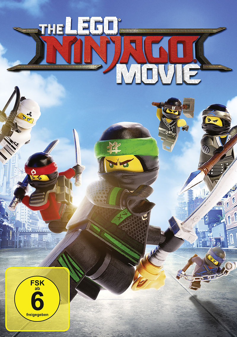 the lego ninjago movie dvd online kaufen. Black Bedroom Furniture Sets. Home Design Ideas