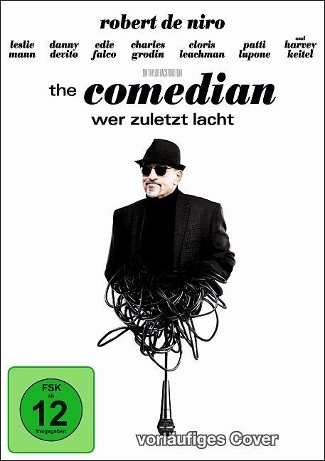 The Comedian Wer Zuletzt Lacht Dvd Online Kaufen Ex Libris