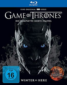 Game Of Thrones: Staffel 7 Blu-ray