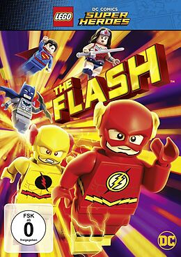 Lego DC Super Heroes: The Flash DVD
