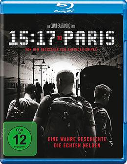 15:17 To Paris Blu-ray