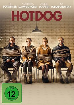 Hot Dog DVD