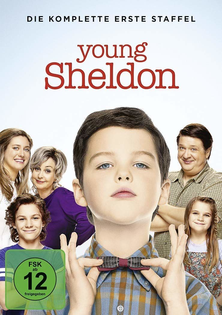 Young Sheldon Staffel 1 Folge 1