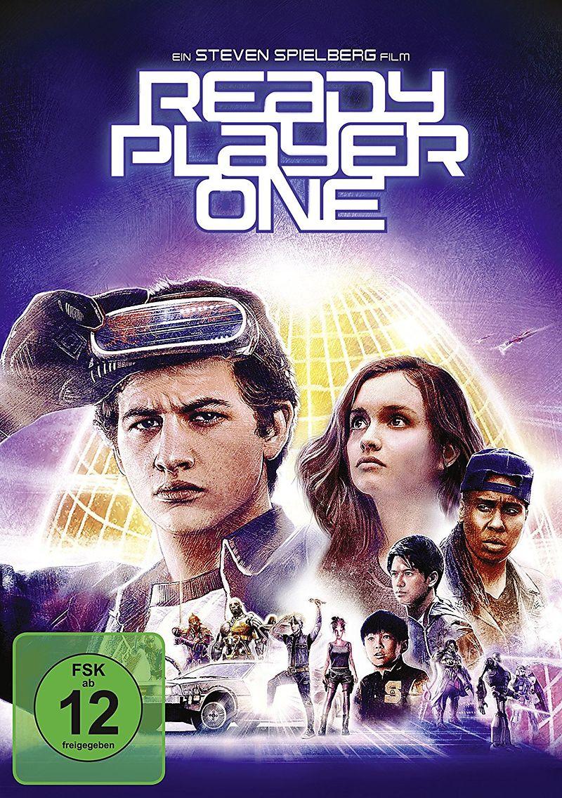 Ready Player One - DVD - online kaufen | exlibris.ch