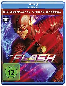 The Flash Staffel 4 Blu-ray