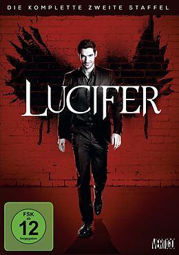 Lucifer - Staffel 02 DVD