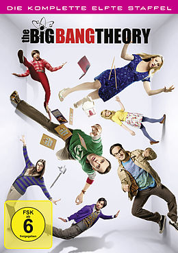 The Big Bang Theorie Staffel 11 DVD
