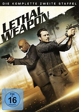 Lethal Weapon - Staffel 02 DVD