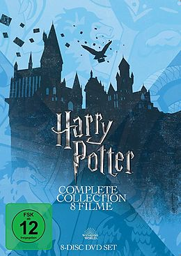 Harry Potter: The Complete Collection DVD
