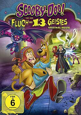Scooby-Doo! und der Fluch des 13. Geistes DVD