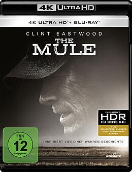 The Mule Blu-ray UHD 4K + Blu-ray