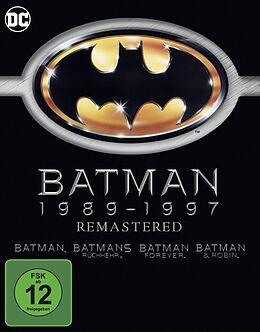 Batman 1 - 4 Collection Blu-ray