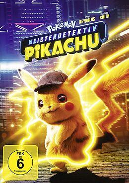 Pokémon - Meisterdetektiv Pikachu DVD
