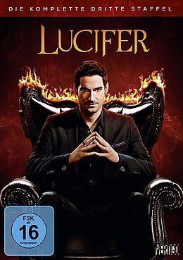 Lucifer - Staffel 3 DVD