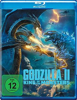 Godzilla II - King of the Monsters Blu-ray